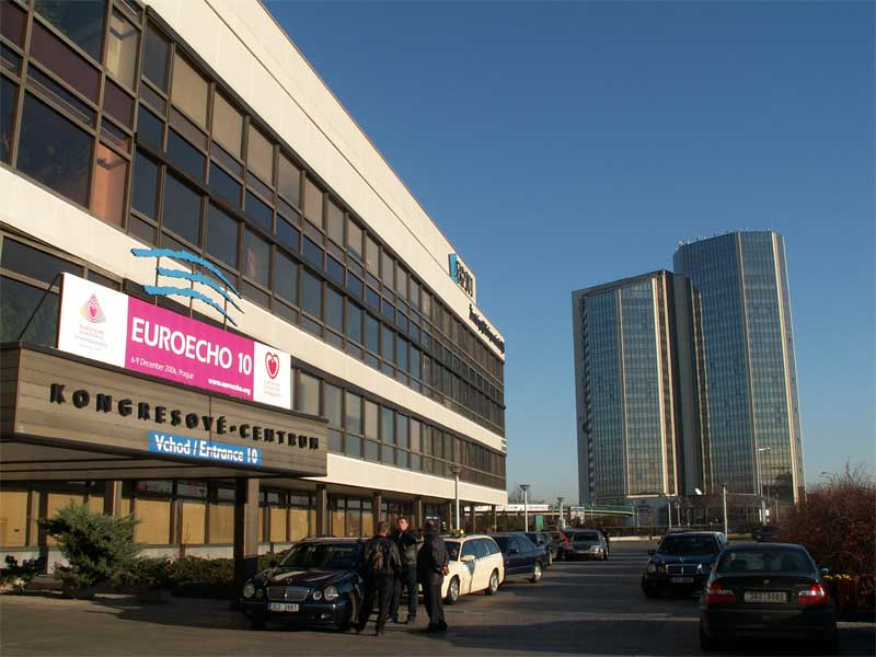 euroecho конгресен център вход