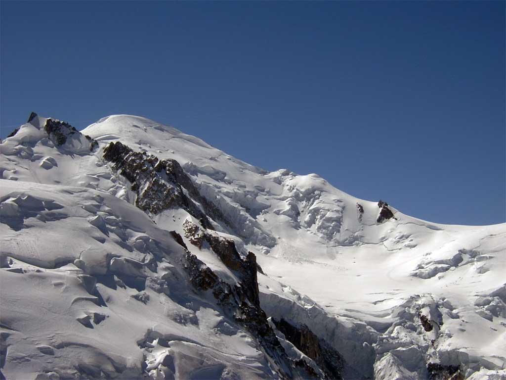 Алпите, Монблан