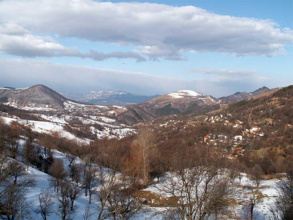 Село Ямна, Стара планина