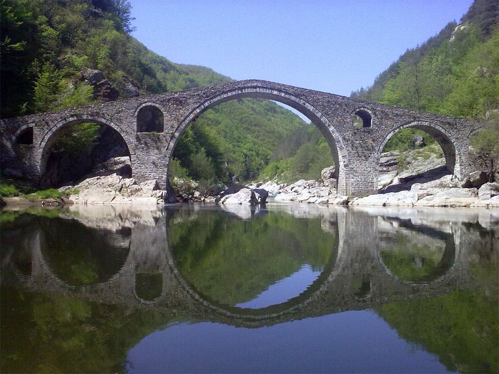Дяволският мост над Арда