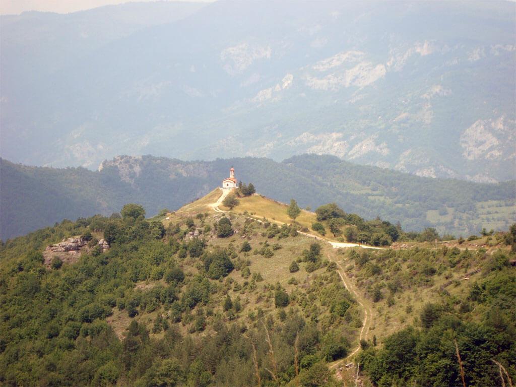 Кръстова Гора параклис
