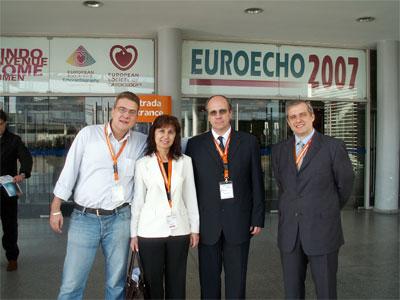 обща снимка на д-р Йотова и д-р Сотир Марчев