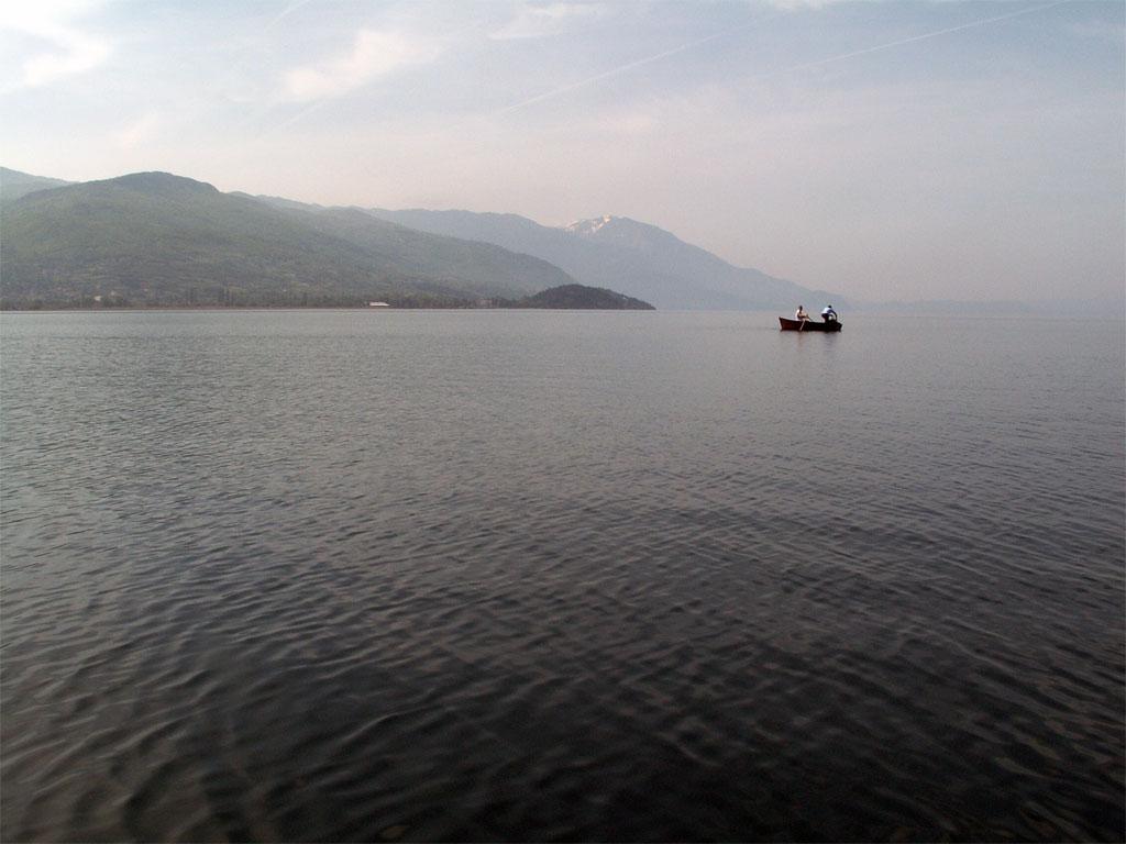 Охридското езеро
