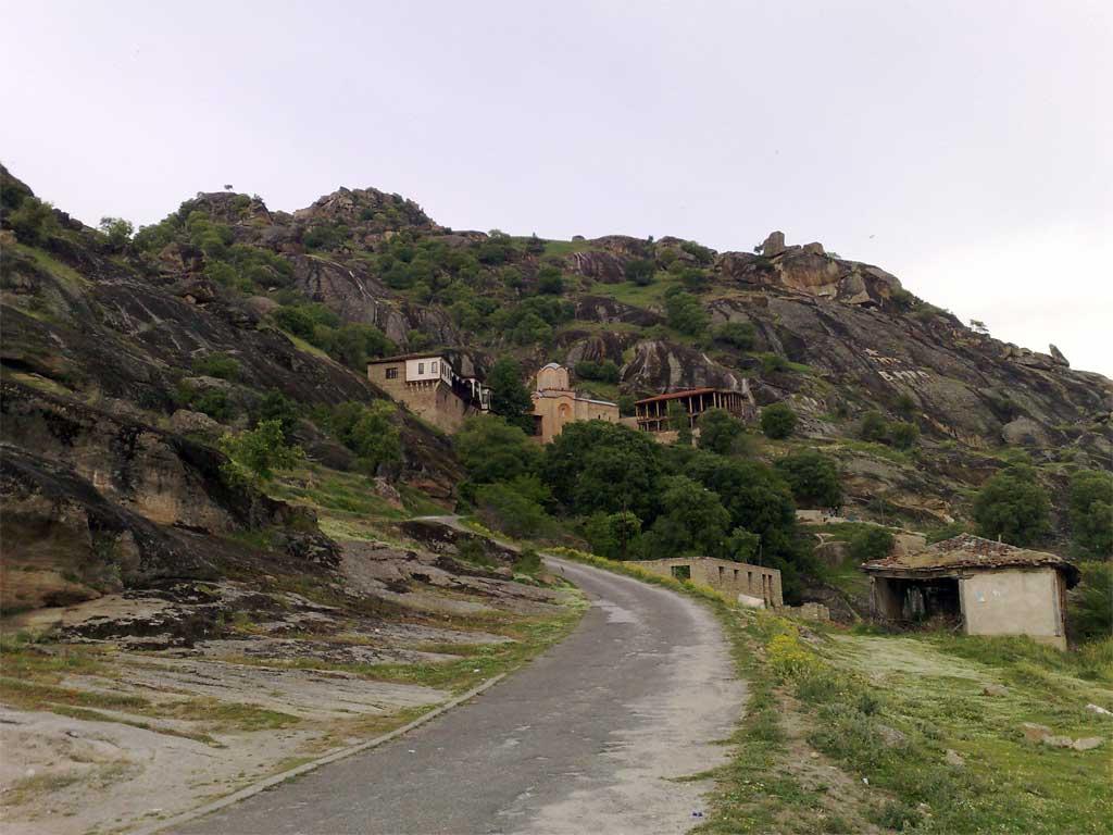Женският манастир в Прилеп