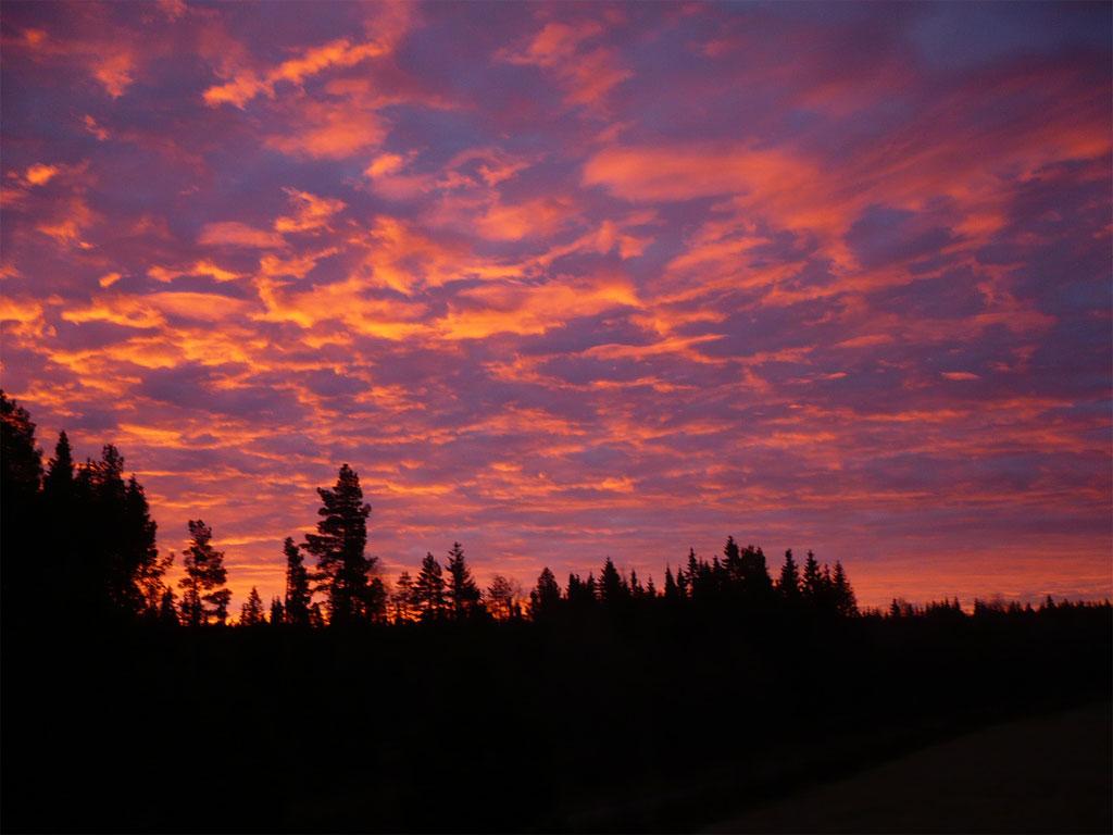 Швеция, 8 часа сутринта
