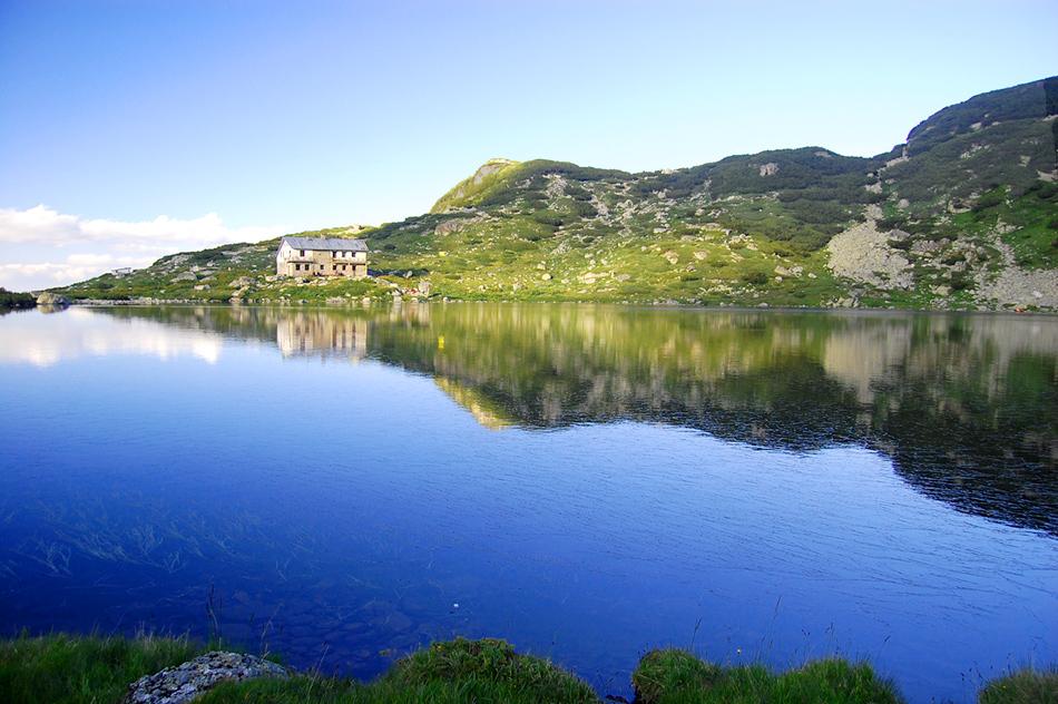 Рилски езера - Рибното