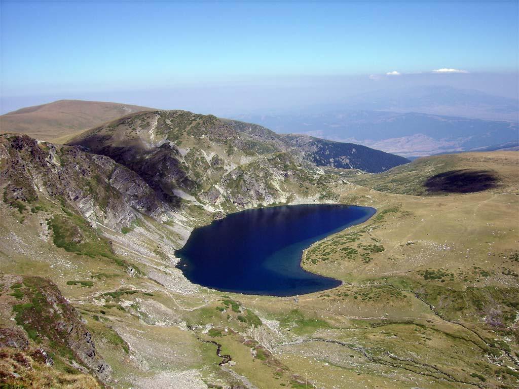 Седемте рилски езера - Бъбрека