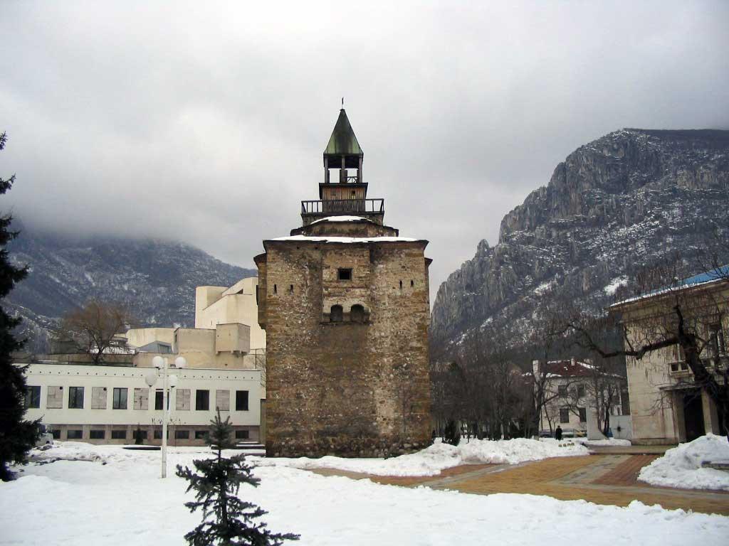Враца Жилищно - отбранителна кула на Мешчиите