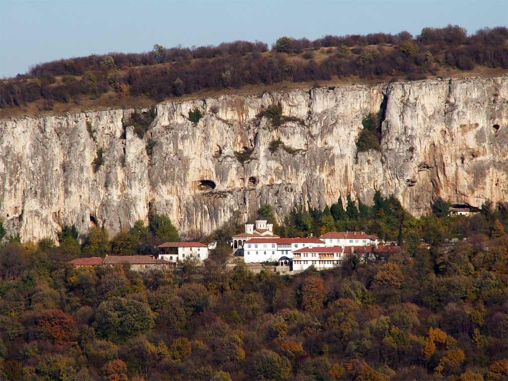 Патриаршеския манастир Света Троица