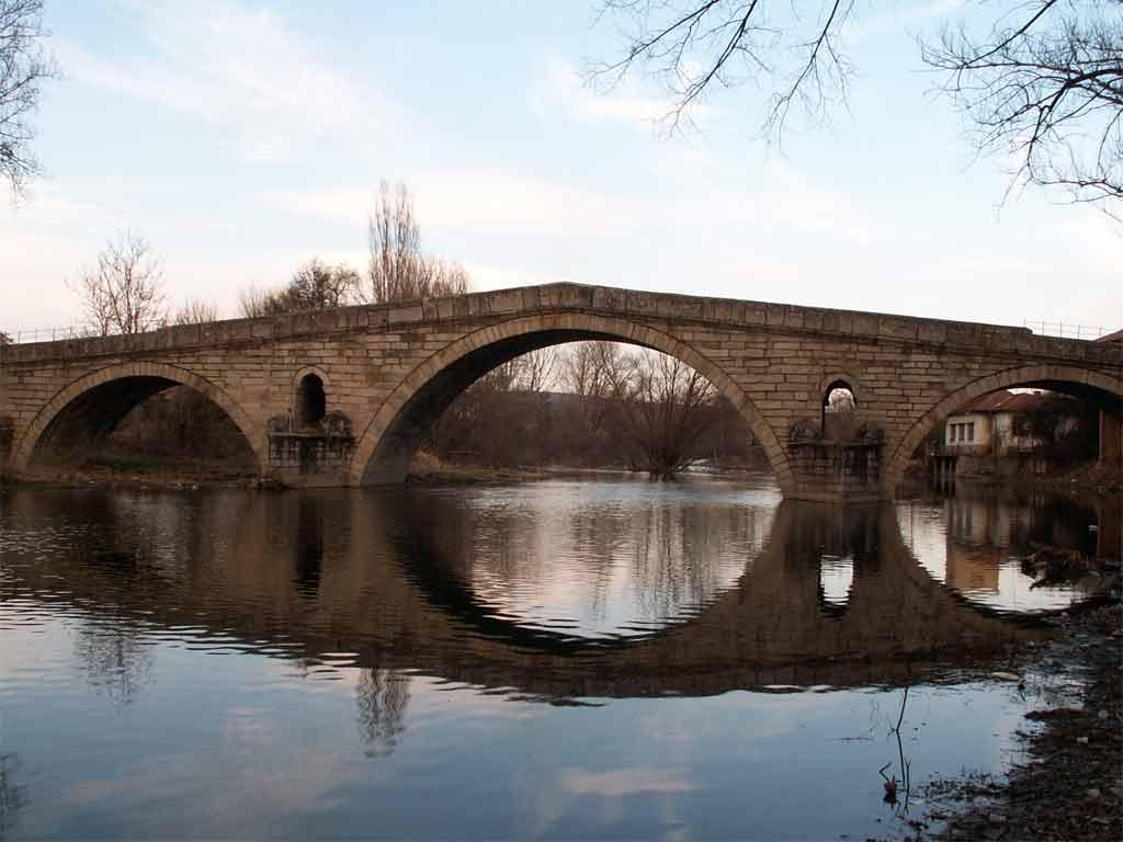 мост над Струма в с. Невестино