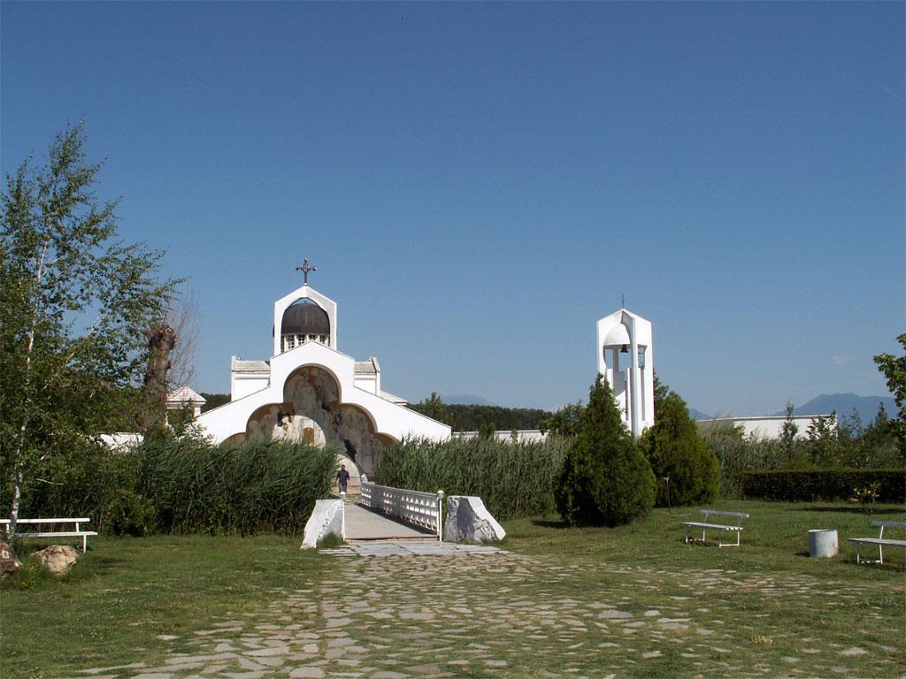 Църквата Света Петка в Рупите
